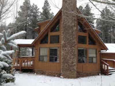 Photo for Lovely Cabin in the Pines