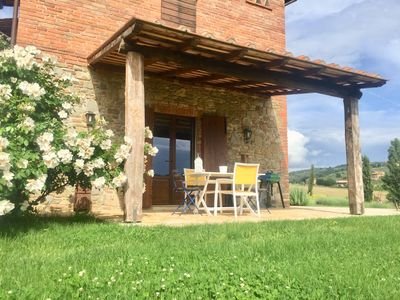 Photo for 2BR Chateau / Country House Vacation Rental in paciano