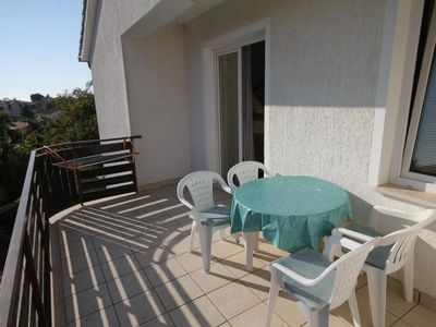 Photo for One bedroom apartment with terrace Poreč (A-6983-b)