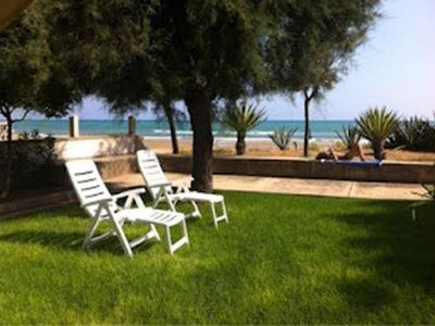 Photo for Villa Pantanelli facing the sea