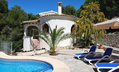 Photo for Close to a cozy beach, Casa Belita. Charming holiday home