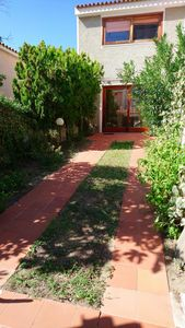 Photo for Apartment in a semi-detached house 15km from the Costa Smeralda.