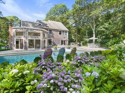 Photo for 4 BR / 4 BA close to East Hampton and Sag Harbor Villages