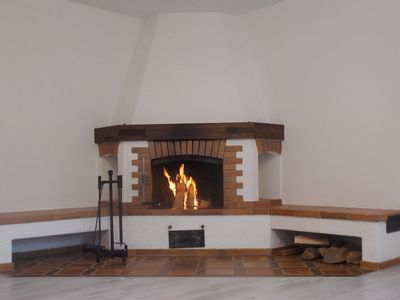 Photo for Comfort Apartment with fireplace 3 ***