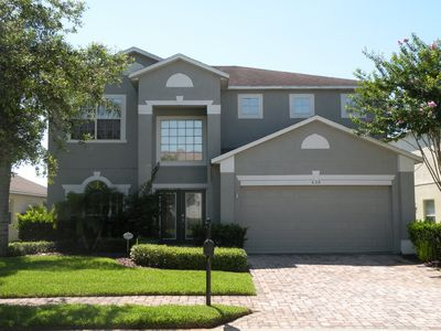 Beautiful South/East Facing Villa Ideal For Families And Close To Disney Parks