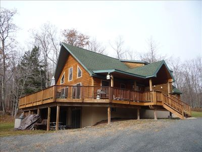 Photo for Serene,  Modern & Beautiful Country Home Less than 10 miles from Hunter/Windham