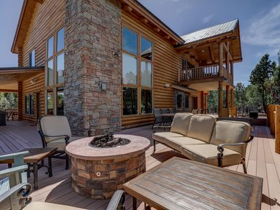 Photo for VERY CLEAN LOG HOME.