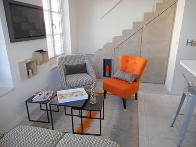 Photo for BEAUTIFUL NEW DUPLEX AT THE HEART OF SAINT-TROPEZ