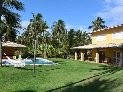 Photo for Nice Villa With Private Pool In Luxury Condo, 45 Min Drive From Natal Airport