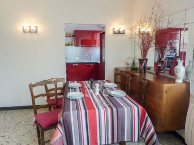 Photo for Apartment L'Emeraude in Nice - 2 persons, 1 bedrooms