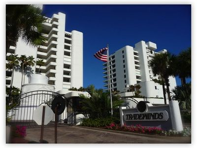 Photo for Ocean Front Condo In New Smyrna Beach,Fl. Monthly rental only!