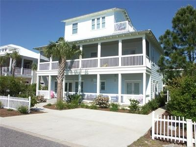 Photo for CATCH THE WAVE beach house * Seagrove Beach Florida in the Gulf Mist Community