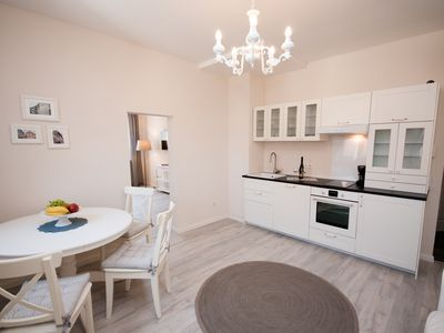 Photo for New, charming apartment in the historic Old Town