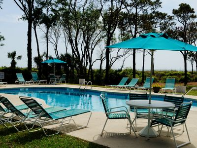 Photo for Updated, gated, oceanfront complex, beautiful pool, great rates.