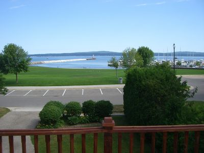 View from Deck of Little Traverse Bay