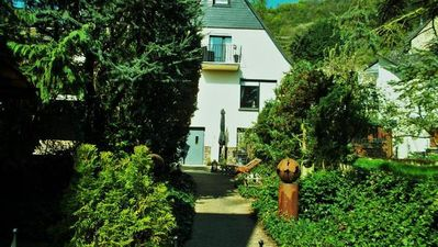 Photo for Apartment Treis-Karden for 2 persons with 1 bedroom - Apartment in a secluded two