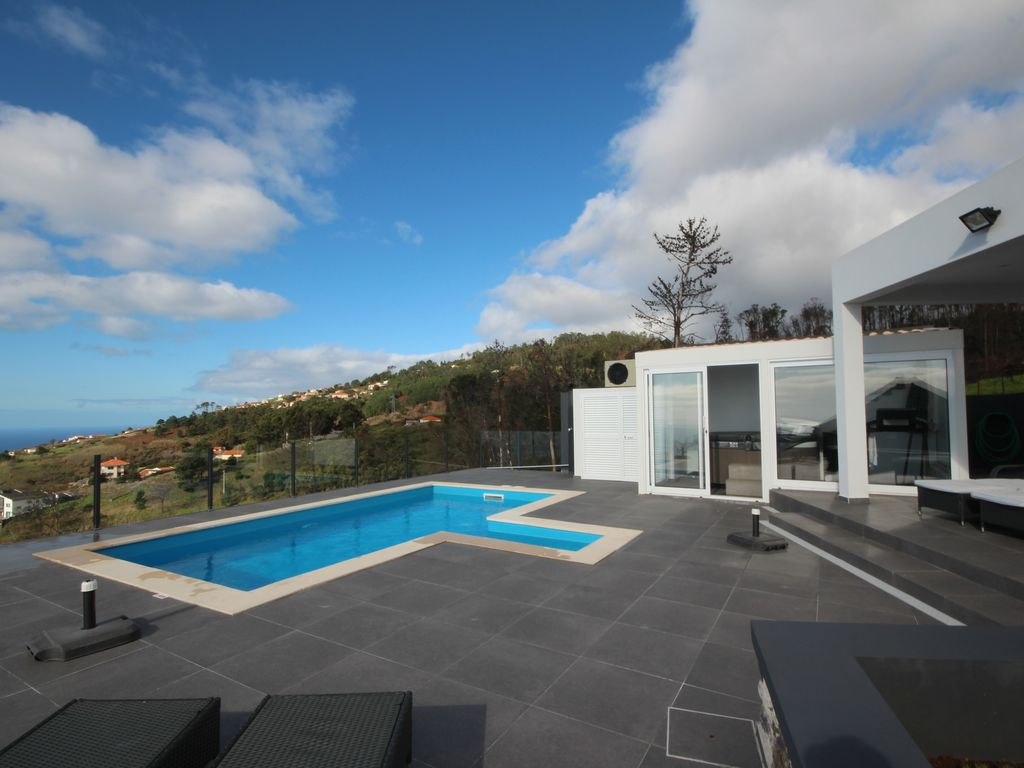 Casa Do Por Sol With Swimming Pool And Jacuzzi