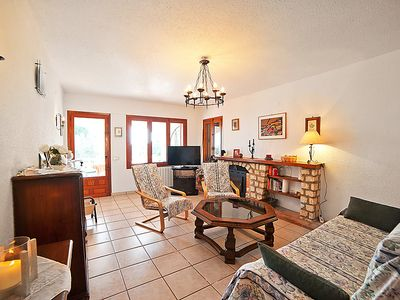 Photo for Vacation home Mario in Moraira - 6 persons, 3 bedrooms