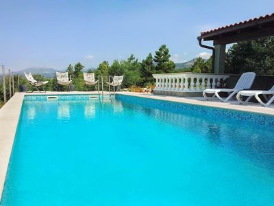 Photo for Holiday house with a swimming pool Šmrika (Kraljevica) - 16050
