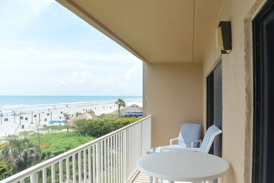 Direct Ocean Front in downtown Cocoa Beach!