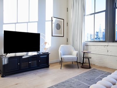 Photo for Sonder | Museum District | Chic Studio + Lounge