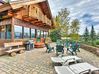 Photo for Amazing Duluth 3+BR Lakefront Home w/Views & Sauna