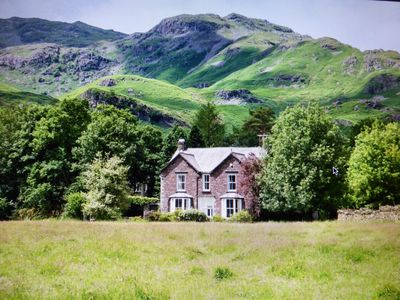 Photo for Beautiful Victorian Lakeland Stone House in stunning surroundings Sleeps 10