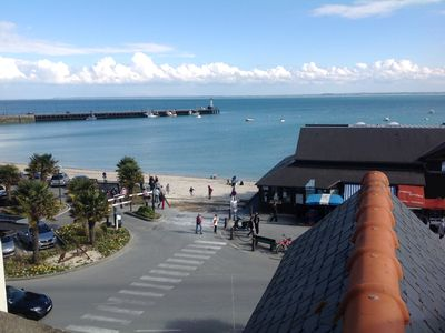 Photo for 2BR Apartment Vacation Rental in Cancale