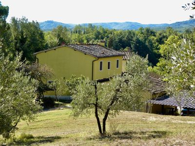 Photo for Holiday house Montevarchi for 8 persons with 4 bedrooms - Farmhouse