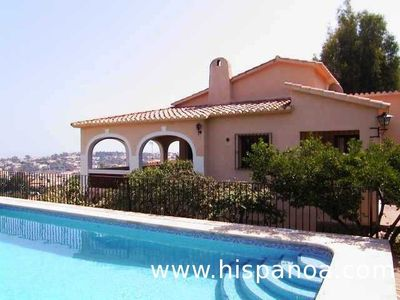 Photo for Rental with magnificent sea view in Denia
