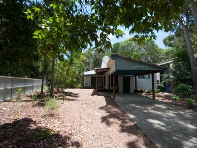 Photo for 1 Naiad Court - Lowset family home with swimming pool and covered deck. Pet friendly