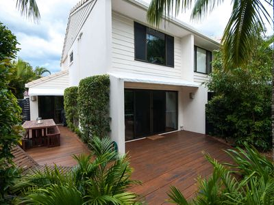 Photo for Two bedroom Townhouse only 500m to Noosa River