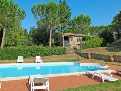 Photo for Vacation home Podere Grascete 2 (GUA130) in Guardistallo - 9 persons, 4 bedrooms