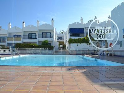 Photo for Holiday apartment Playa del Inglés for 4 - 5 persons with 2 bedrooms - Holiday house
