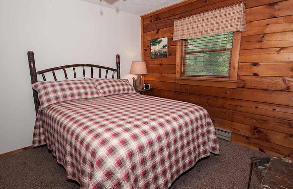 Peaceful And Relaxing Luxury Logs Cabin Maggie Valley