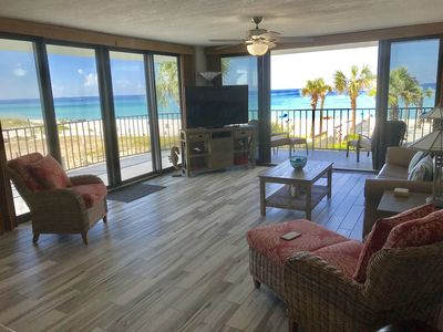 Photo for NEW LISTING, Fall/Winter Specials, Beachfront End Unit w/Amazing Balcony!