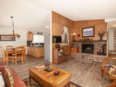 Photo for Kabina on Fish Creek - NEWLY REMODELED HOME - Cozy House Near Rocky Mountain National Park -- EV #35