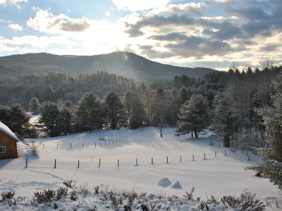 Photo for 3 - ski areas all under 30 minutes: Sunday River, Black Mnt. and Abrams Mnt