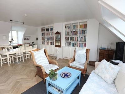 Photo for Two-storey -  historic & charming - Three Bedroom Apartment, Sleeps 6