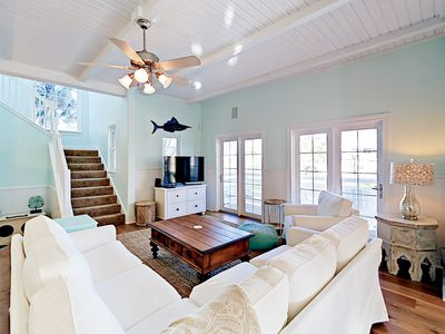 Photo for Royal Sands 4BR w/ Guest Suite, Gulf Views, 2 Pools & Direct Beach Access
