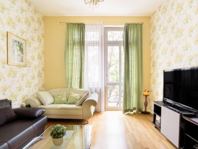 Photo for Lovely apt in the central quiet street of BadenBaden,whole infrastructure around