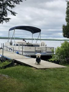 Secluded Northwoods Cabin on Pelican Lake ***RENTAL BOAT OPTIONAL--ASK OWNER