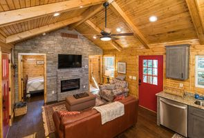 Photo for 1BR Cabin Vacation Rental in Rogers, Kentucky