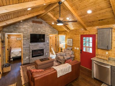 Photo for Creeksong Cabin in the heart of the Red River Gorge, KY