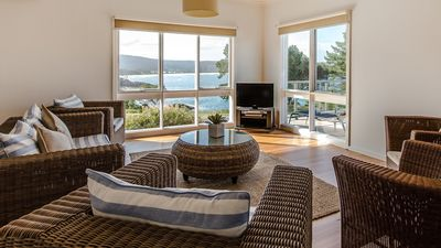 Photo for Eden Oceanview Coastal Beach House