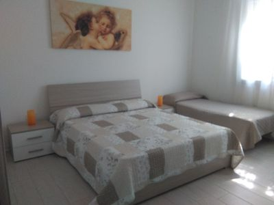 Photo for Holiday apartment 150 meters from the sea