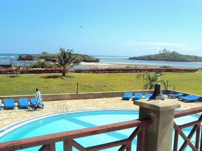 Photo for Wonderful Watamu Adventist Beach Resort Pool Side Room