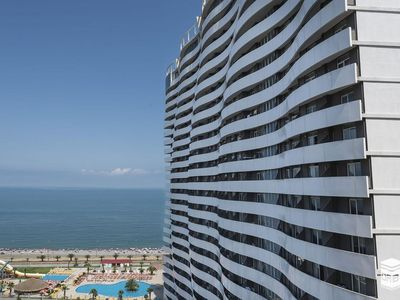 Photo for Apartment Orbi Residence is located 30 metres away from the sea !