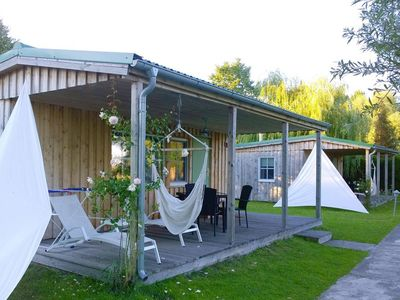 Photo for Holiday homes am Achterwasser, Lütow  in Usedom - 4 persons, 1 bedroom