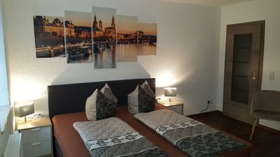 Photo for Top modern apartment in the trendy district Dresden Neustadt